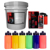 guangdong art resin epoxy graffiti spray color furniture peelable paint liquid rubber plastic coating paint dip for cars