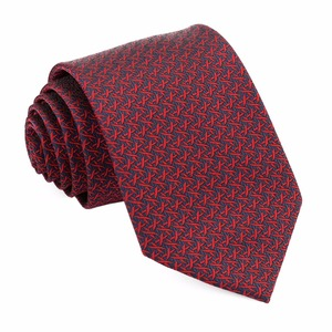 Custom Designer Woven Print Pattern Tie Cheap Silk Designer Ties For Men