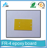 Custom Yellow FR-4 epoxy board 0.05-0.3mm Insulation Board Insulation Laminate For Transformer Epoxy Resin Board