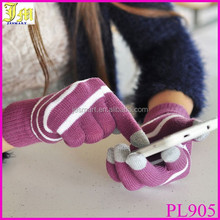 New Screen Touch Gloves Unisex Winter Knit Glove For Mobile Phone Tablet Pad Warm Glove Cheap