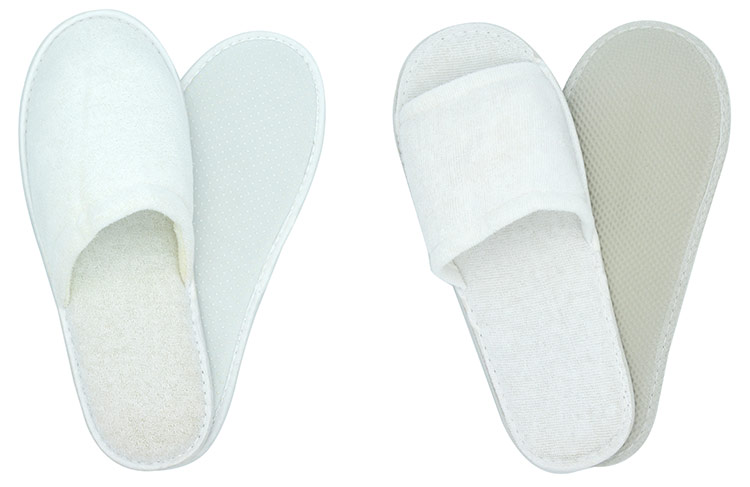 Chinese Manufacturer Supply Cheap Wholesale Washable Hotel Slipper ...
