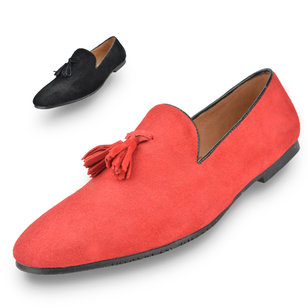 Get Quotations · 2015 Summer Fashion Mens Moccasins Slip On Men Tassel  Party Loafers Shoes Man Casual Dress Shoes 31e249e30578