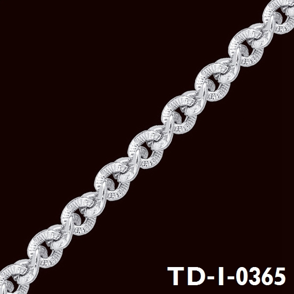 alibaba jewelry findings manufacturer top sell design titanium chain with good price