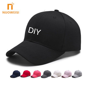 9e6fe761b Colorful custom logo embroidery hat advertising gift baseball hats
