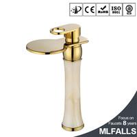 Good quality gold bathroom faucet,Classic vintage bathroom sink faucet,deck mount single lever basin mixer