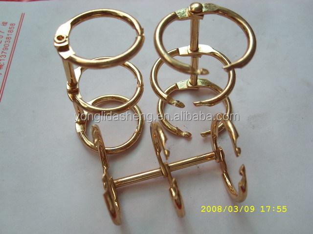 with flat brushed steel metal ring products or brass rings martha eyelets drapery
