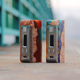 Heaven Gifts New products Arctic Dolphin Orion 250W Stabilized Wood TC Box MOD
