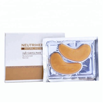 Hot selling Anti Aging Anti Rimpel Folie Hydrogel Knipoog Mij Eye Patch