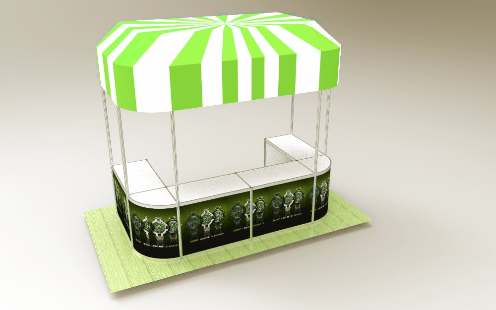 Exhibition Booth Printing : Hot sale dome house portable outdoor kiosk booth for event