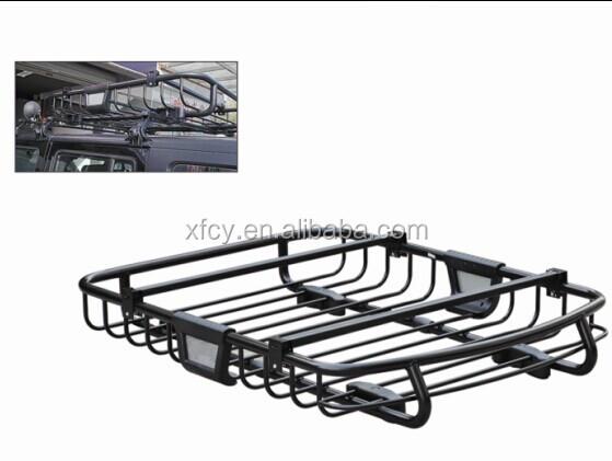universal stahl auto dach gep ckkorb iso genehmigt buy. Black Bedroom Furniture Sets. Home Design Ideas
