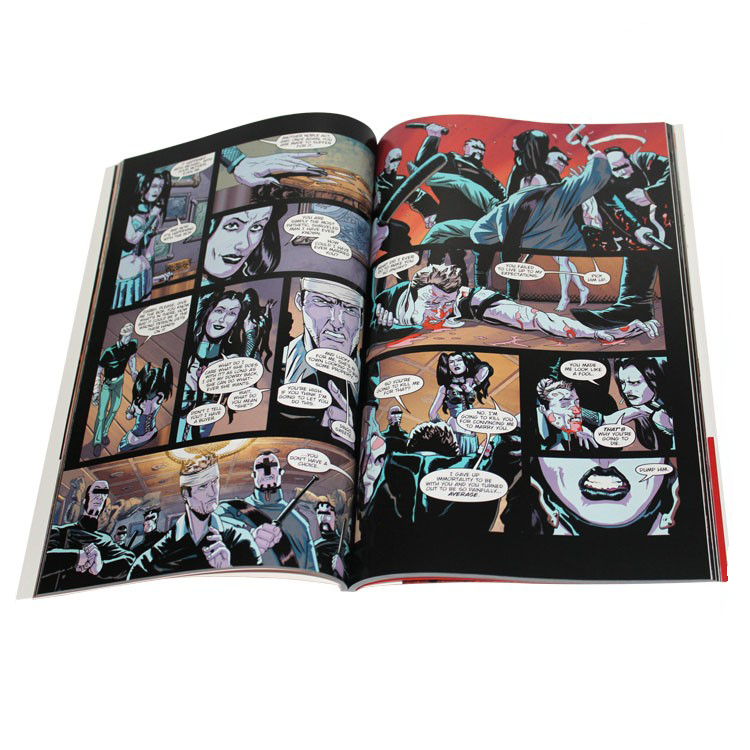 Revistas de historietas - Comic
