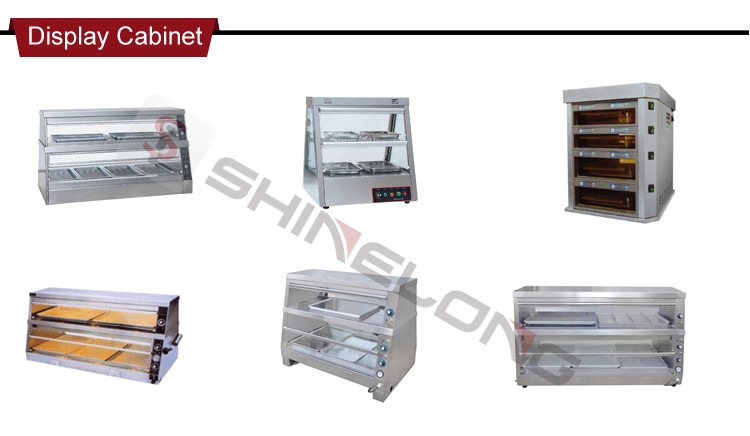 Quality Assured Commercial Fast Food Burger Restaurant Kitchen Equipment