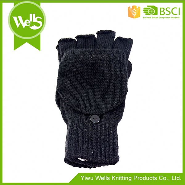 Wholesale prices superior quality thinsulate acrylic gloves manufacturer sale