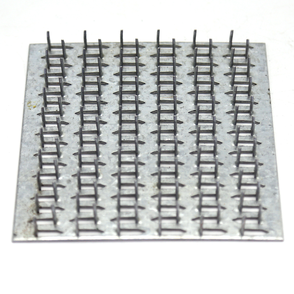 Galvanized steel Gang Nail Plate for Lumber construction