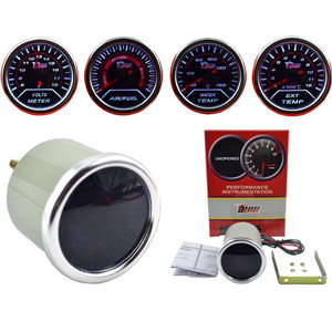 KOSDA Auto Part RPM Gauge, Boost Gauge, Air Fuel Ratio