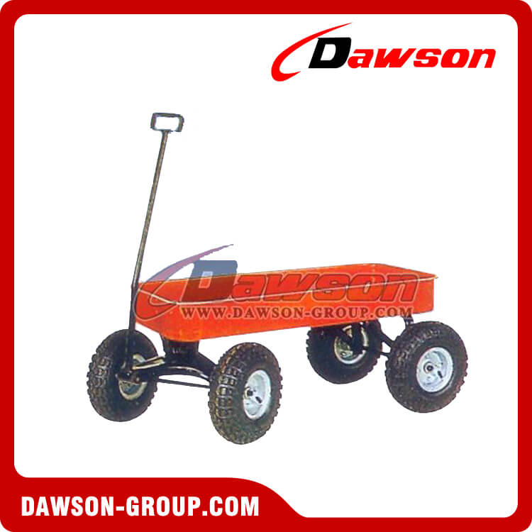 China wholesale websites hand trolley 100kg garden watering carts