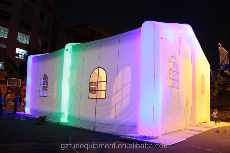 customized inflatable tent.jpg