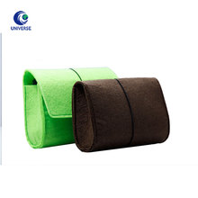 <span class=keywords><strong>빛</strong></span> Weight 휴대용 Brown Green Felt 주최자 백 <span class=keywords><strong>화장품</strong></span> 메이 컵 세면 Mobile Phone Storage Pouch