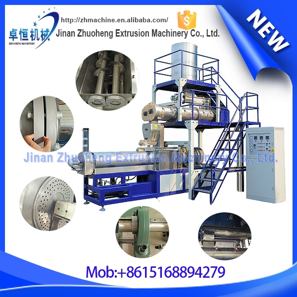 CE certification Pet food machine,Dog food extruder,Dry dog food making machine
