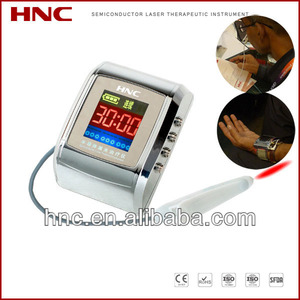 painless noninvasive green product laser therapy treat hypertension at home hot sell product in 2013