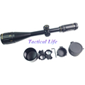 Free Shipping Outdoor Hunting Optical Sight 6 24x50 AOE R G Dot Sniper Riflescope