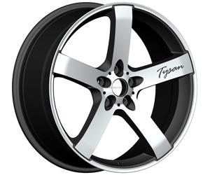Auto Parts Wholesale Style Alloy Wheel Rim 20 inch (ZW-P472)