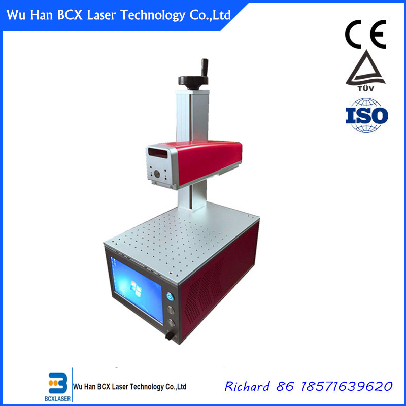 CAS /<strong>Max</strong> /Raycus/ IPG 20w 50w fiber laser marking machine good price