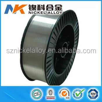 2.4066 Nickel Wire For Welding