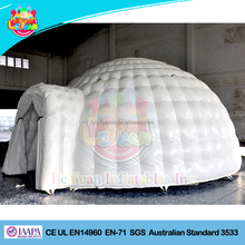 6 meters Inflatable Igloo Dome Tent for Party