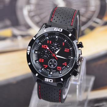 3345f15ff746 Envío gratuito 2018 mejor marca de relojes de los hombres relojes  deportivos para hombres de acero