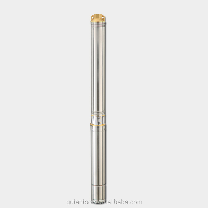 stainless steel deep well submersible water pump supplier in alibaba