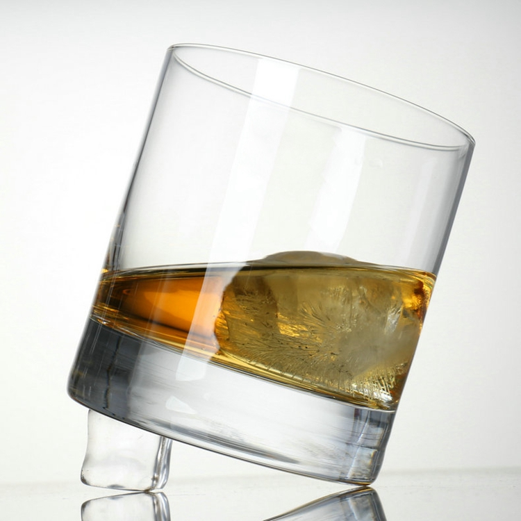 Premium Lead-Free Glass Cups Tasting Tumblers Drinking Scotch Bourbon Whiskey Glasses
