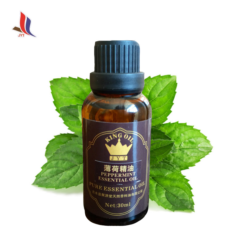 JXJYT high quality 50%min cas 8006-90-4 Peppermint Oil with hot sale