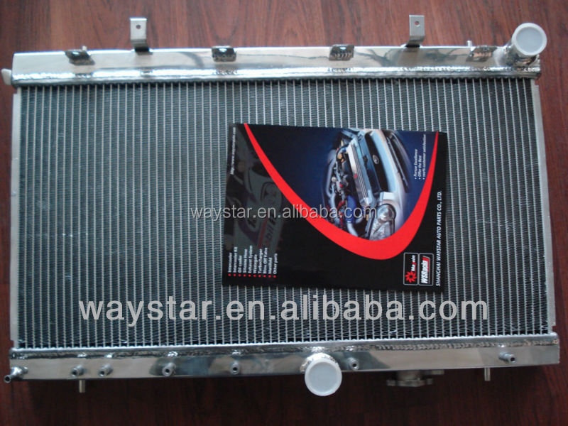 racing radiator for subaru wrx /sti 2008+