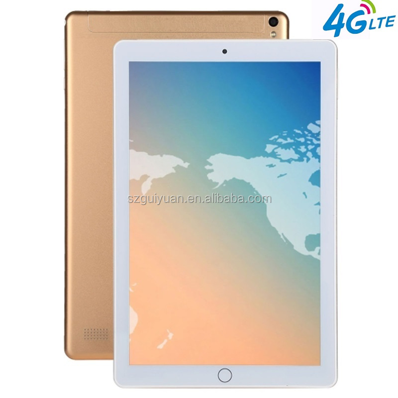 2019 Best SEll High quality 10 inch tablet Quad-core processor dual sim card Netcom 4g wifi android flast tablet