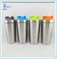 25oz double wall stainless steel tumbler aluminium protein shaker using for sports