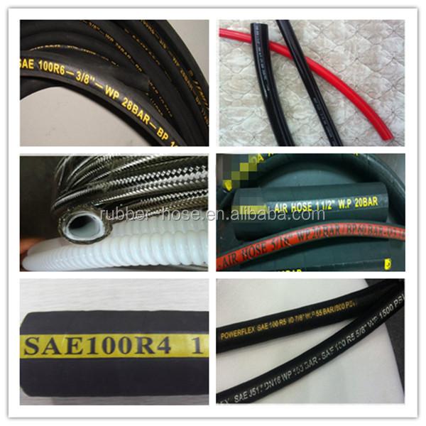 Original Dunlop Hiflex Hydraulic Hose Sae 100 R1/r2 At Hose