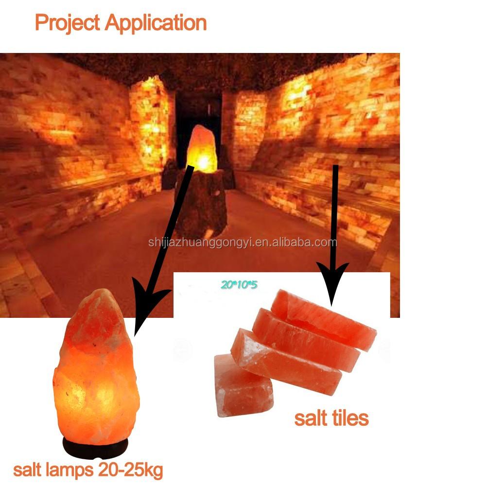 Creative Fashion Decorative Small Salt Lamp Warm Bedroom Bedside Wedding Himalayan  Salt Crystal Lamp