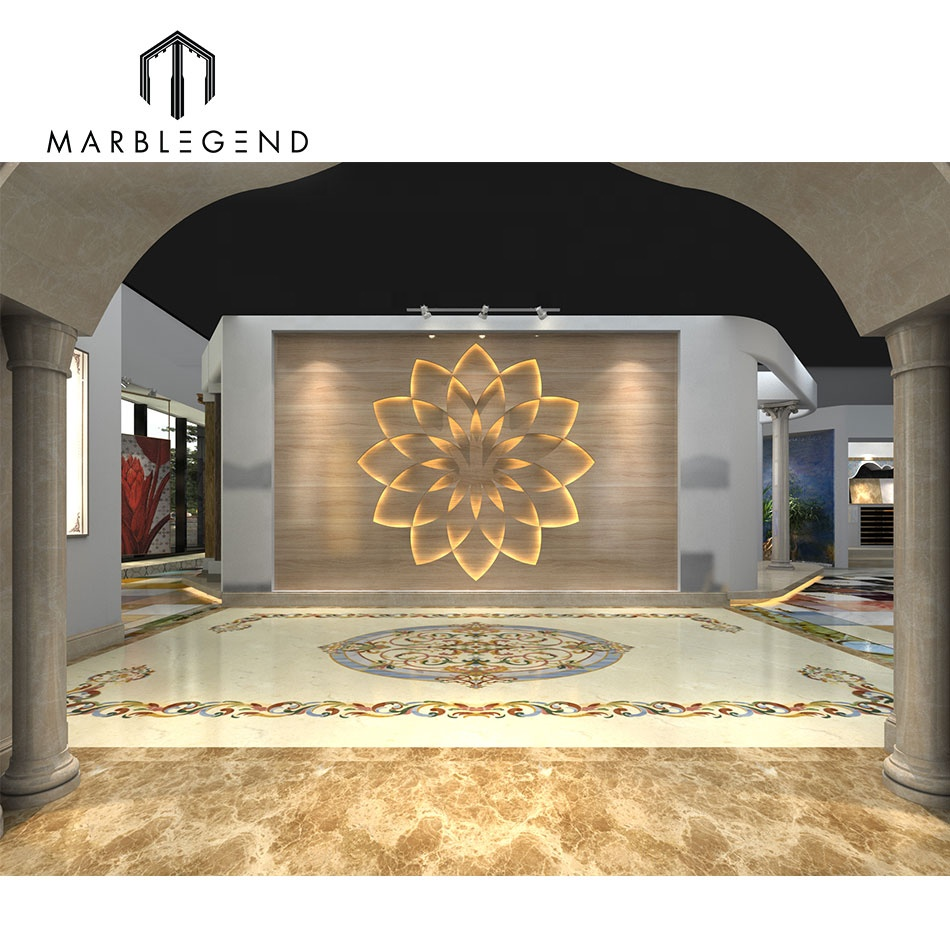 Free consultation one-stop solution Riyadh showroom 3d max interior design service companies