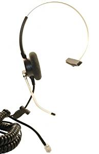 Headset Headphones + Noise-canceling Microphone + Quick Disconnect + Voice Tube for Cisco Ip Telephone 7931 7940 7960 7970 7962 7975 7961 7971 7960 M12 M22 and All Series