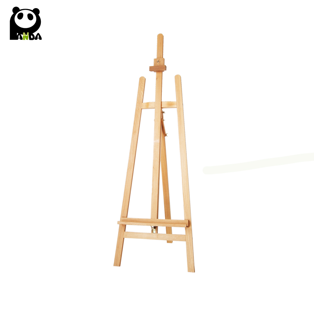 A-Frame art lyre easel for studio and sturdy