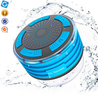 Waterproof IP67. Gracety Ultra Portable Wireless Bluetooth Speakers V4.0 with HD Sound and Bass for iPhone iPod iPad smartphone