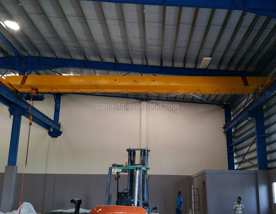single girder bridge crane operation procedures