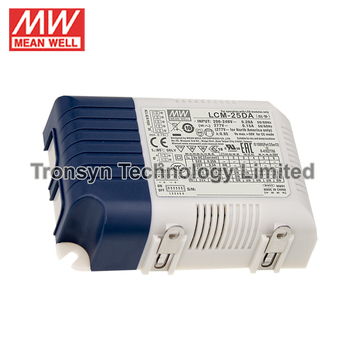 Meanwell Power Supply LCM-25DA Multiple-Stage Output 25W 700mA Constant Current Dali LED Driver