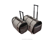 Deluxe Soft-sided Airport Pet Carrier for Pets