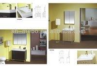 mdf bathroom furniture
