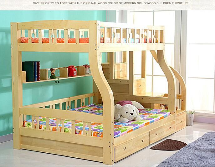 2015 moda ni os litera de madera camas identificaci n del for Literas de madera para ninos