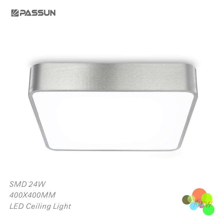 400x400mm Modern Square Led Ceiling Lights For Living Room 36w ...