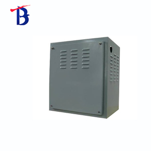 Custom stainless steel electrical control enclosure box for project