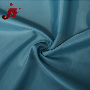 Hot sale chemical treatment 210T quilted advantages of suitcase lining taffeta fabric